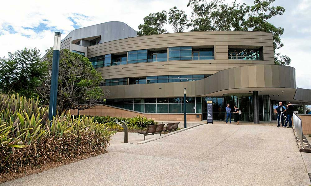 NSW local court appearance during Covid
