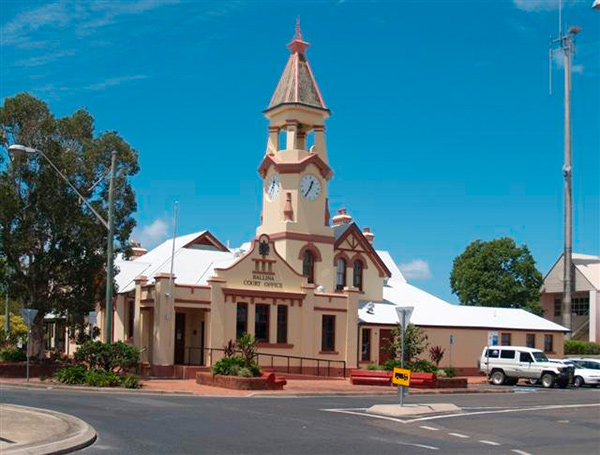 Ballina Local court lawyers
