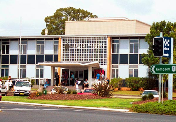 Coffs Harbour Local Court